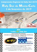 2.ª Prova do Campeonato Regional de Rally Slot de Braga 2019