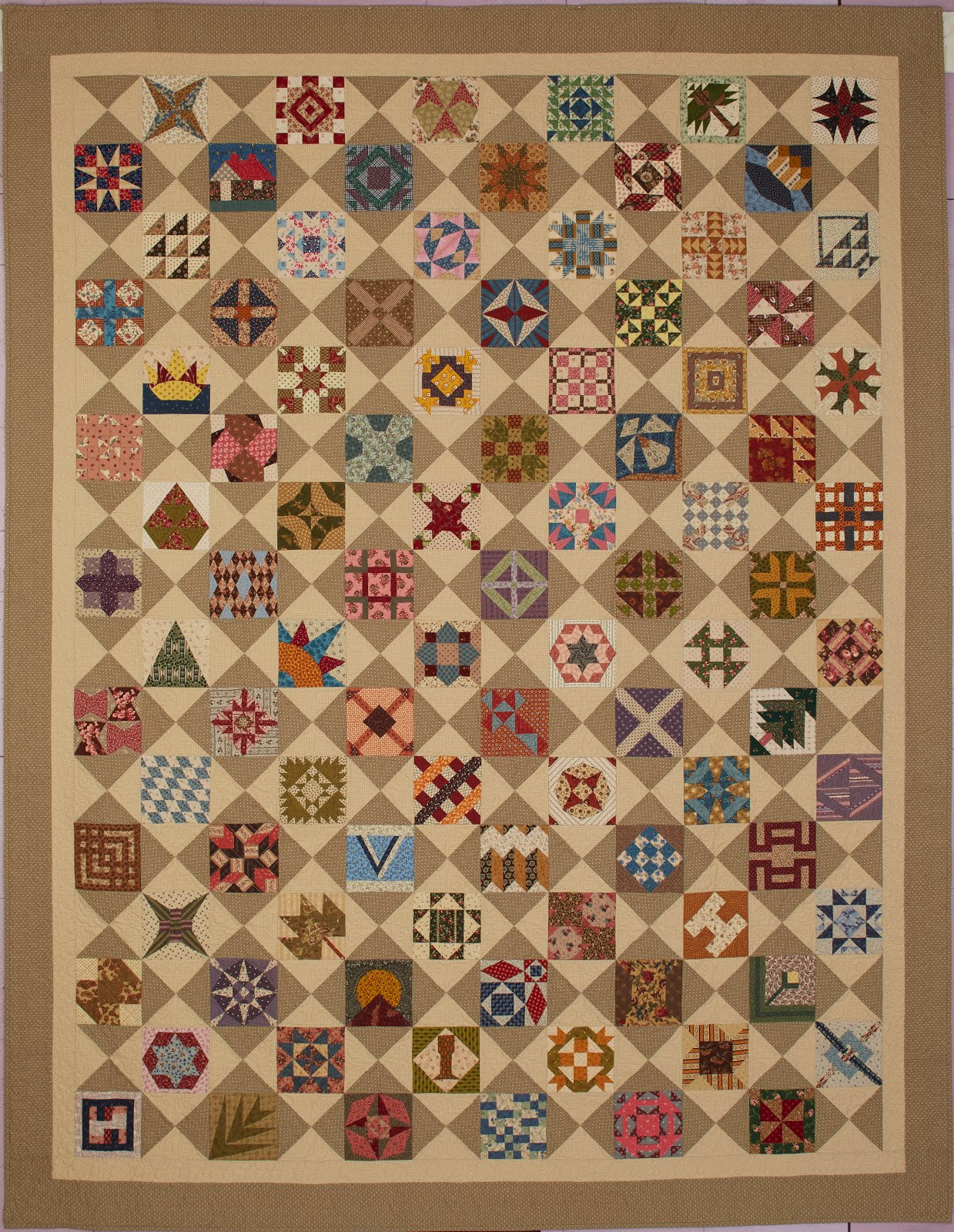 THE BIBLE QUILT