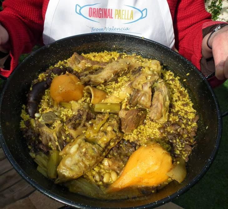 arros amb fesols i naps 16 www.originalpaella.com