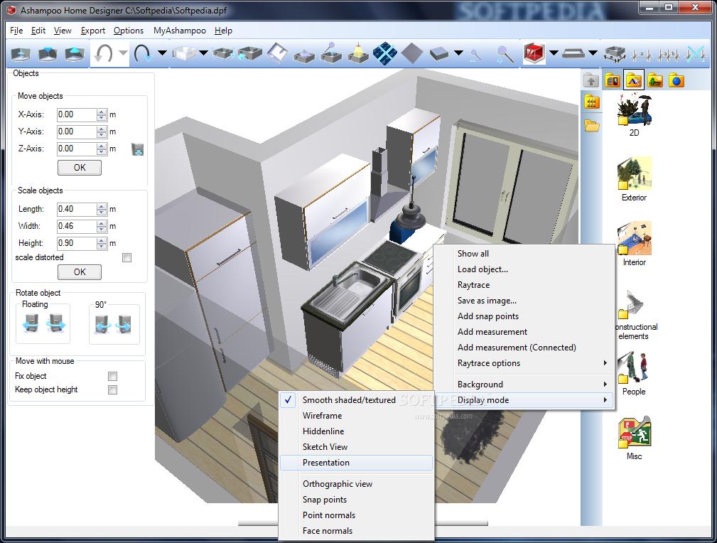 Ashampoo home designer v1.0 by adrian dennis