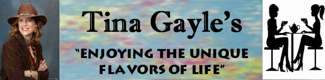 Tina Gayle's Unique Flavors of Life