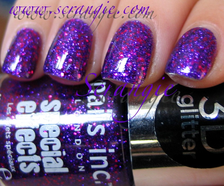 Nails Inc. Special Effects 3D Glitter in Bloomsbury Square ... - Scrangie