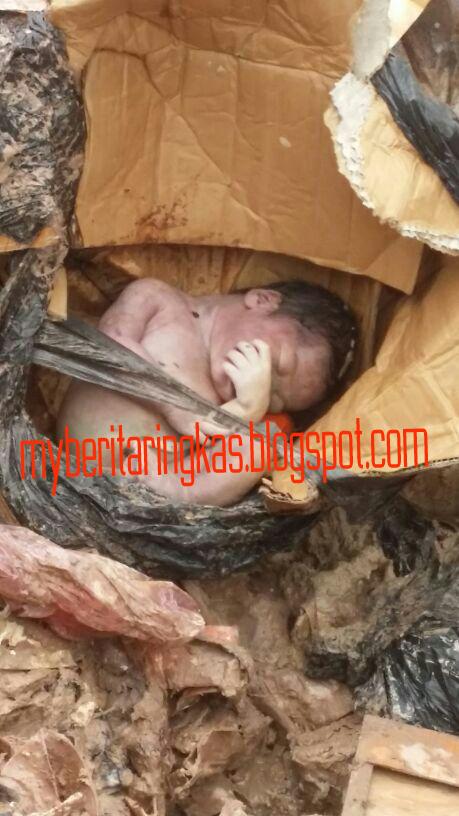 Mayat bayi ditemui di tapak pelupusan sampah