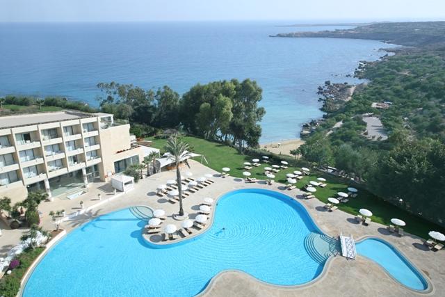 Grecian Park Hotel, Cape Greco, Cyprus