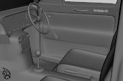 Tags:Three Wheeler, Reliant Regal, Modeling in Maya, Low Poly Vehicle, .