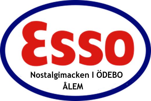 Hälsa på hos Nostalgimacken i Ödebo