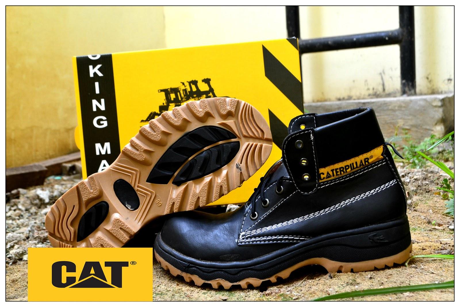 Jual Sepatu Caterpillar Black Dyno Special Rp 165000 KW Super