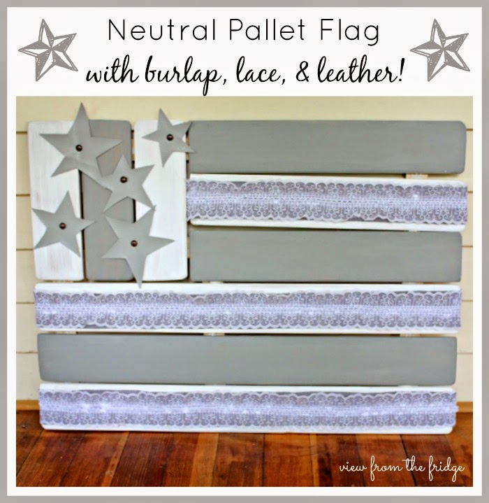 Neutral Pallet Flag