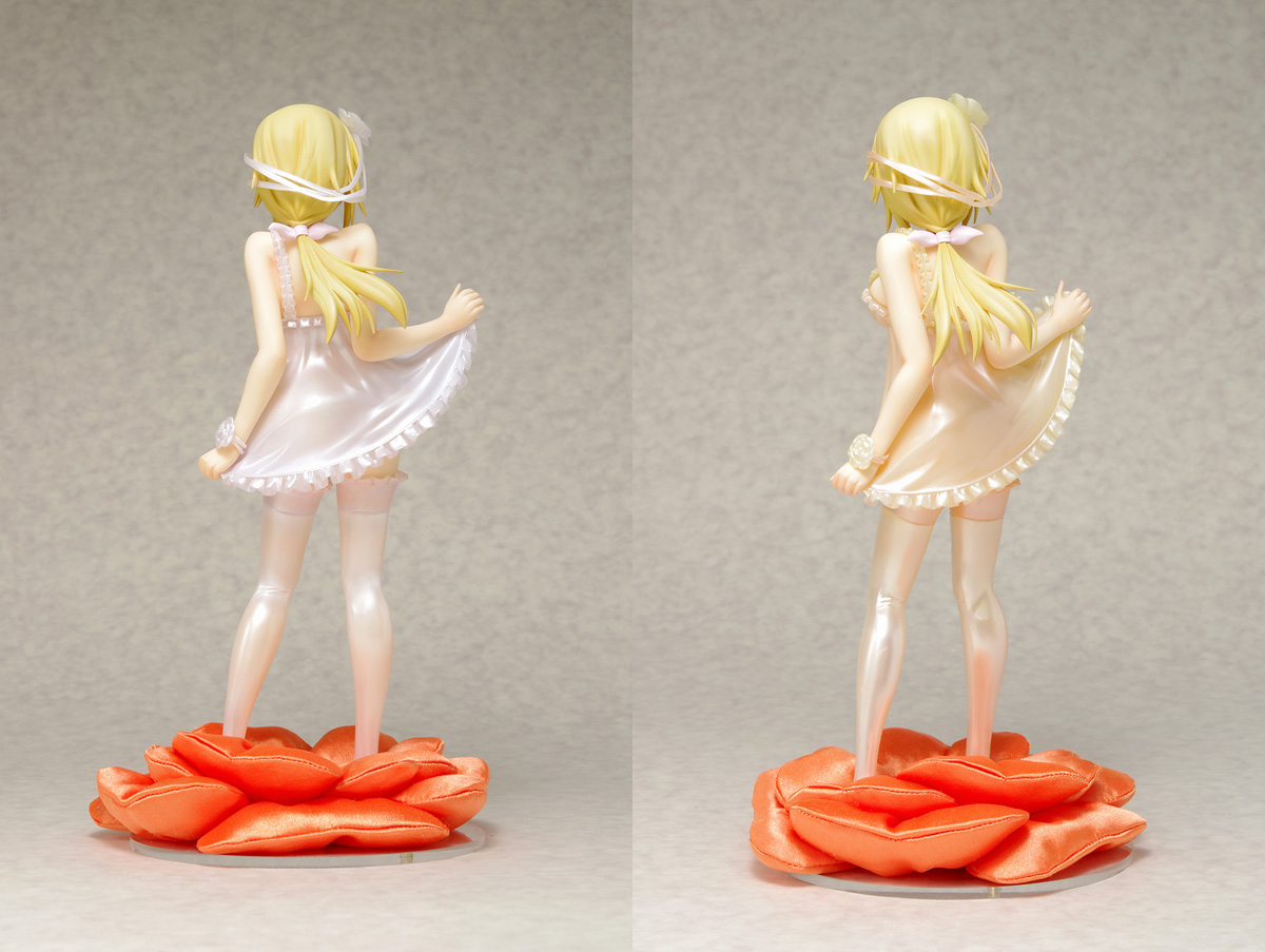 Charlotte Dunois figure Lingerie Style