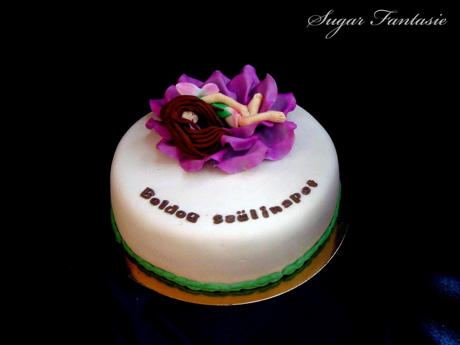 tündér torta