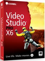 Free Download Corel VideoStudio Pro X6 with Keygen Full Version