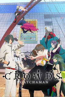 Gatchaman Crowds Streaming Episodi (2013)