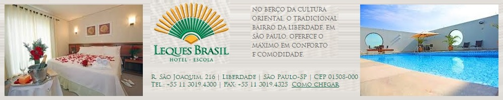 LEQUES BRASIL HOTEL (SP)