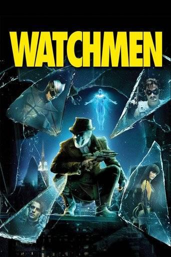 Watchmen (2009) ταινιες online seires xrysoi greek subs