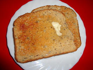 Warburton's Seeded Loaf as Toast