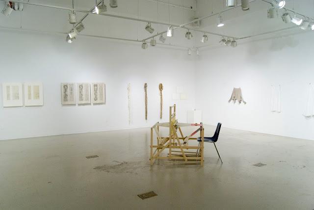 Karen Luk solo show in Gales Gallery