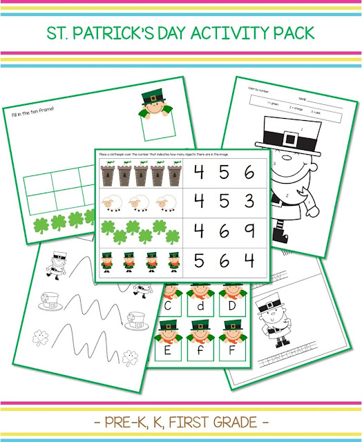 https://www.teacherspayteachers.com/Product/St-Patricks-Day-Activity-Pack-60-pages-1723257