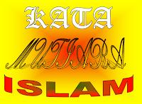Kumpulan Kata Mutiara Cinta Islami