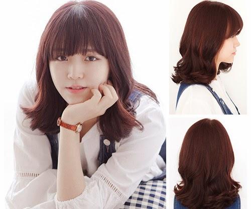 Những mẫu tóc mới nhất năm 2015