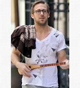Ryan Gosling was seen wearing my Geo Skull .