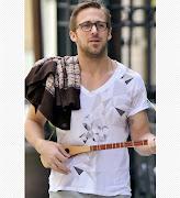 Ryan Gosling was seen wearing my Geo Skull .