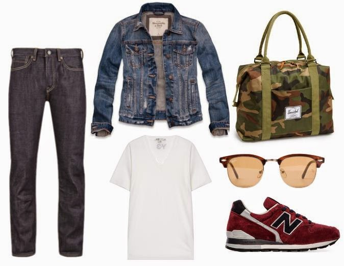 """Men's Edition: """"Casual Friday"""""""
