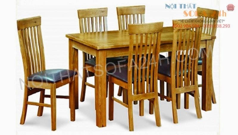 Bàn ghế ăn 023