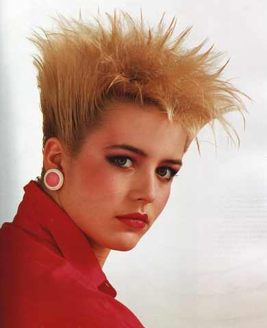 Hair Style In The 80s : 80s hair edition