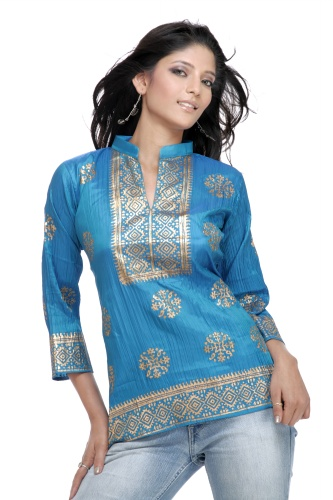 Style Home Newest Jeans u0026 Kurti Style Dresses For Girls