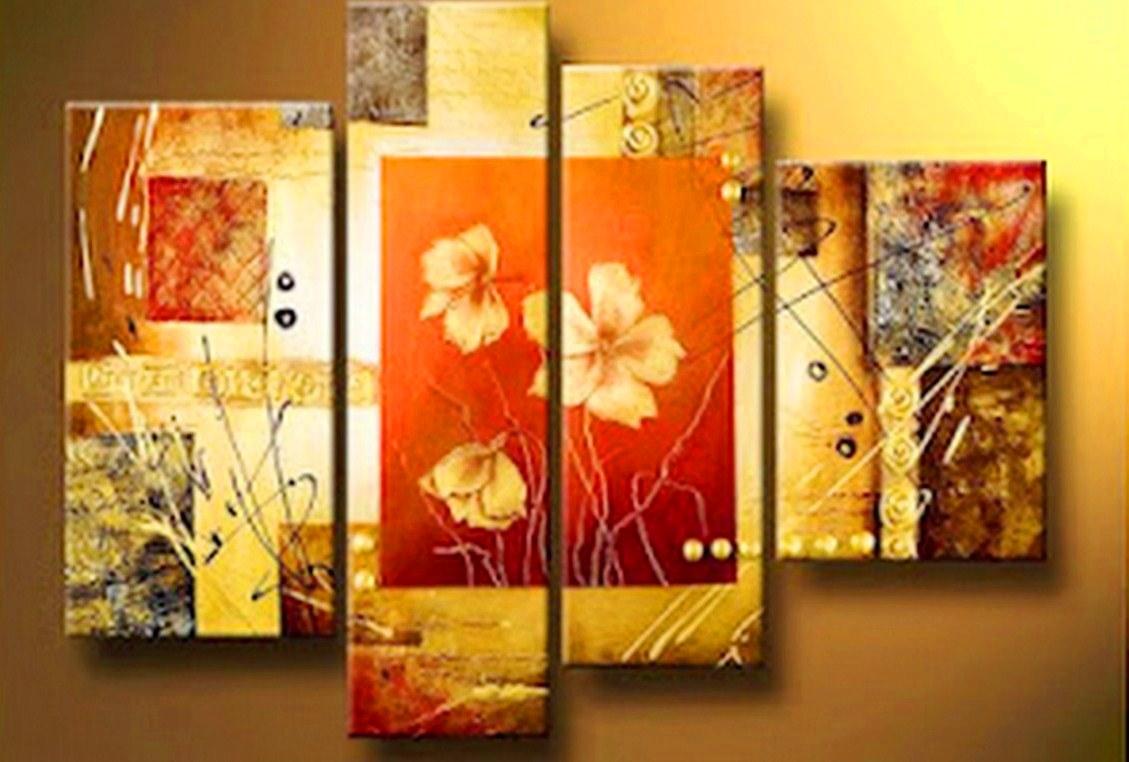 Cuadros pinturas oleos cuadros modernos decorativos for Cuadros con relieve modernos
