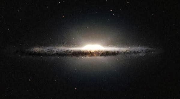 Planet Alien Raksasa di Pusat Galaksi Bimasakti