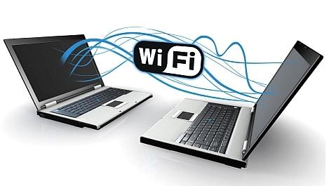 связь между 2 ноутбуками через Wi-Fi