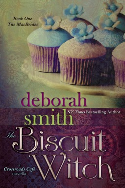 The Biscuit Witch book cover