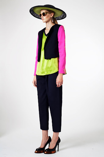 Louise Amstrup Spring/Summer 2013 Women's Collection