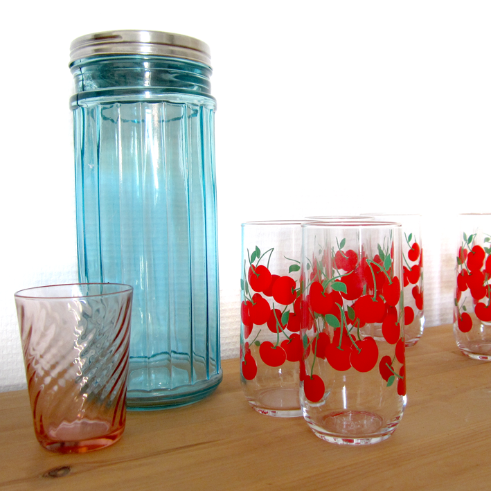 Old things - Vintage - verre - http://spicerabbits.blogspot.fr/
