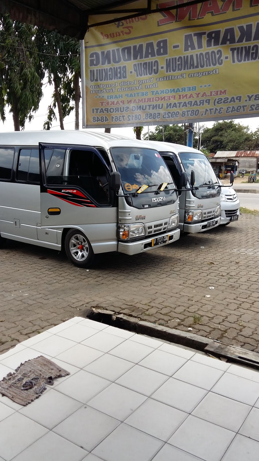 Travel di Lampung