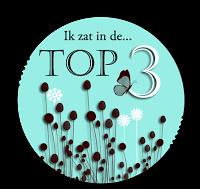 In de top 3