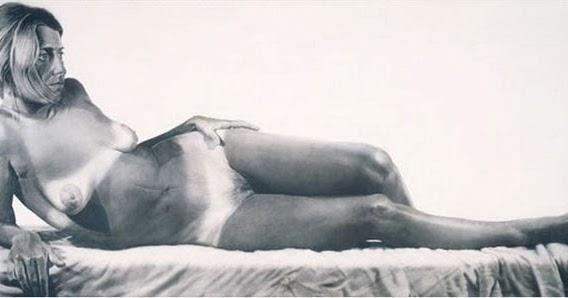 El cuerpo desnudo en fotografía: Chuck Close