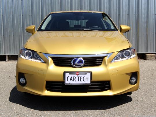 2011 Lexus 200h CT