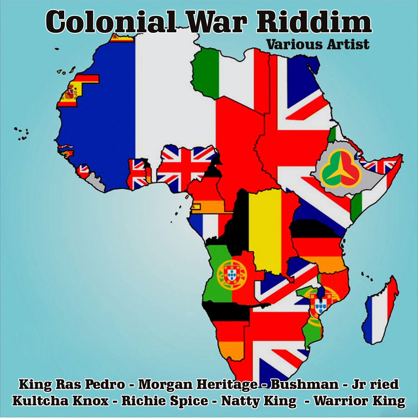 COLONIAL WAR RIDDIM MIX 2013 BY @FYAHMUSIC SOUND SYSTEM JAH ARMY.mp3