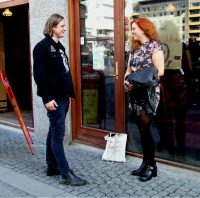 """Cph Psych Fest '17. Ekstraordinær """"udsendelse""""."""