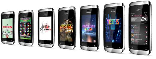 Nokia Asha 309 launches in India at Rs. 6,349