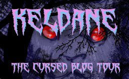 KELDANE THE CURSED BLOG TOUR!