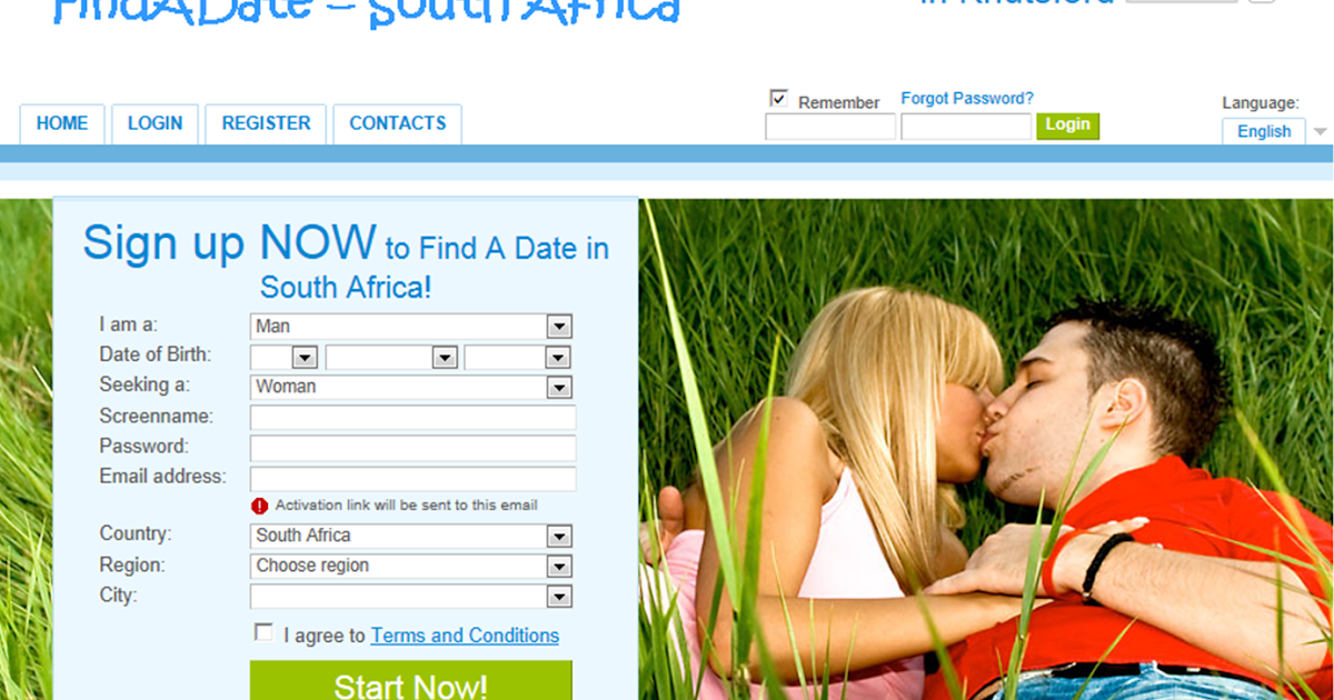 best south african dating sites