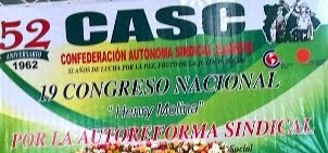 Confederación Autónoma Sindical Clasista (CASC)