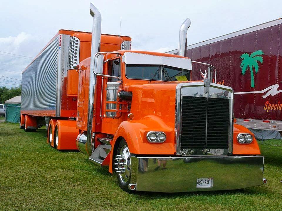 Truck Drivers U.S.A : The Best Modified Truck vol.105