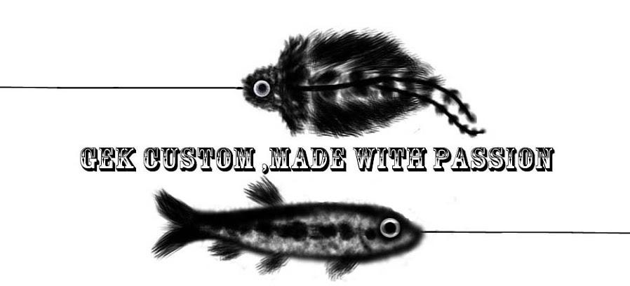 Gek custom lures