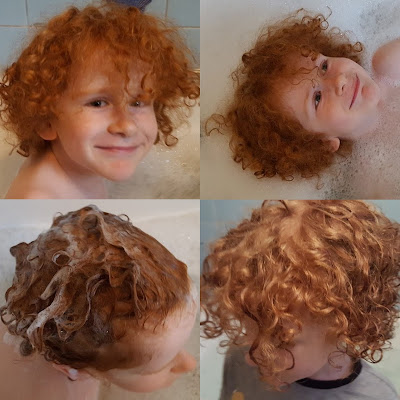 Vamousse Head Lice Protection Shampoo effect on hair
