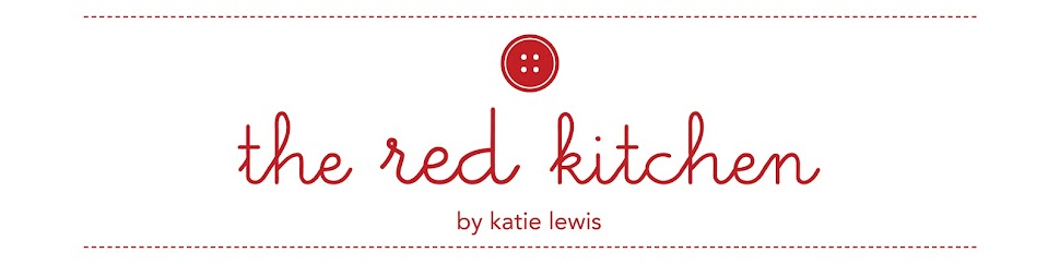 the red kitchen
