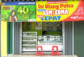 bisnis pulsa online